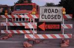Road Closed Detour Signs 3