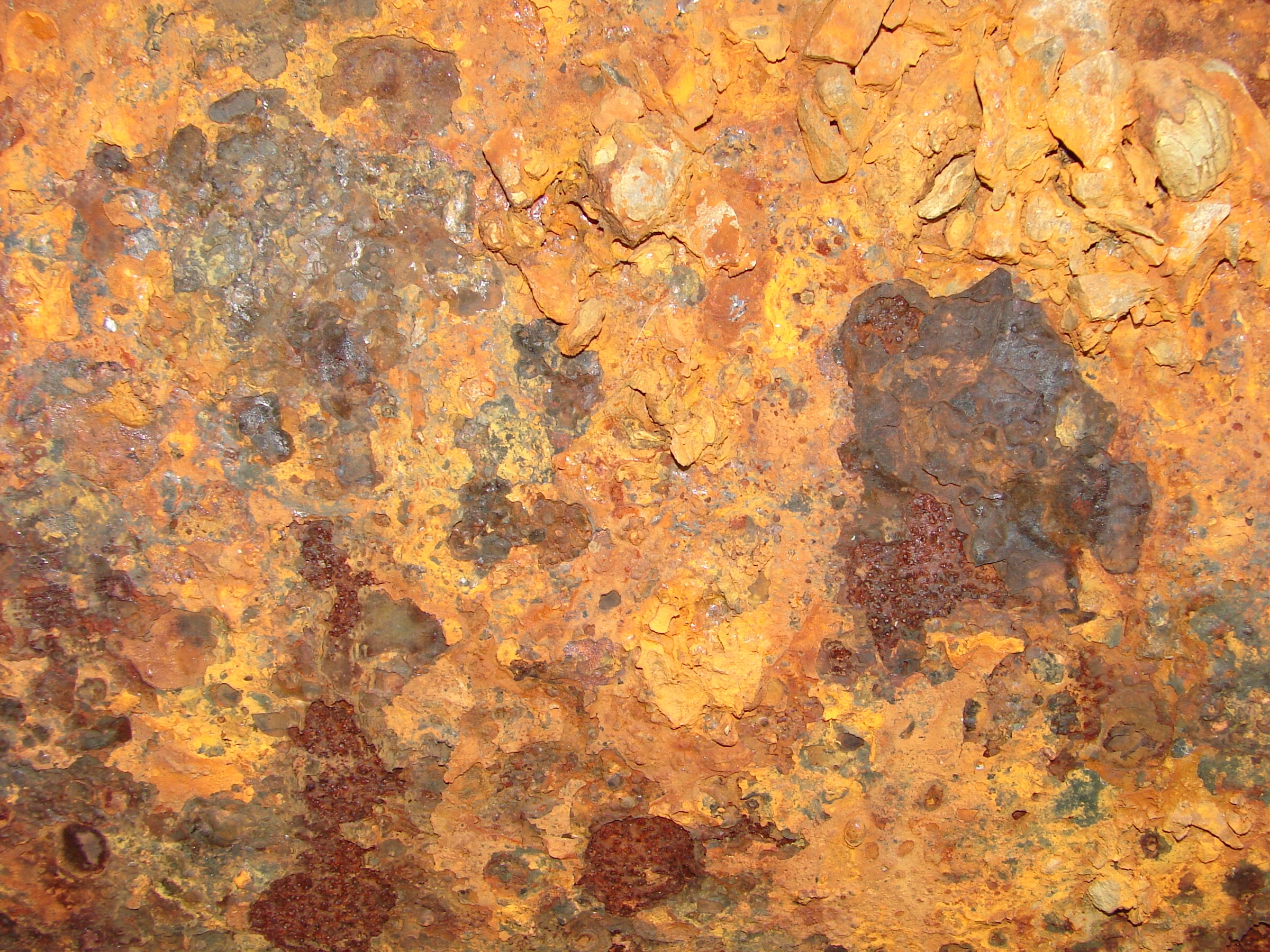 if gold rust what shall iron do Apart from gold, platinum and a few others, metals do not occur in the nature in  their pure form  if a lamp is connected between the steel plate and the copper  plate, it will light up  the iron and hydroxyl ions form ferrous hydroxide (rust.