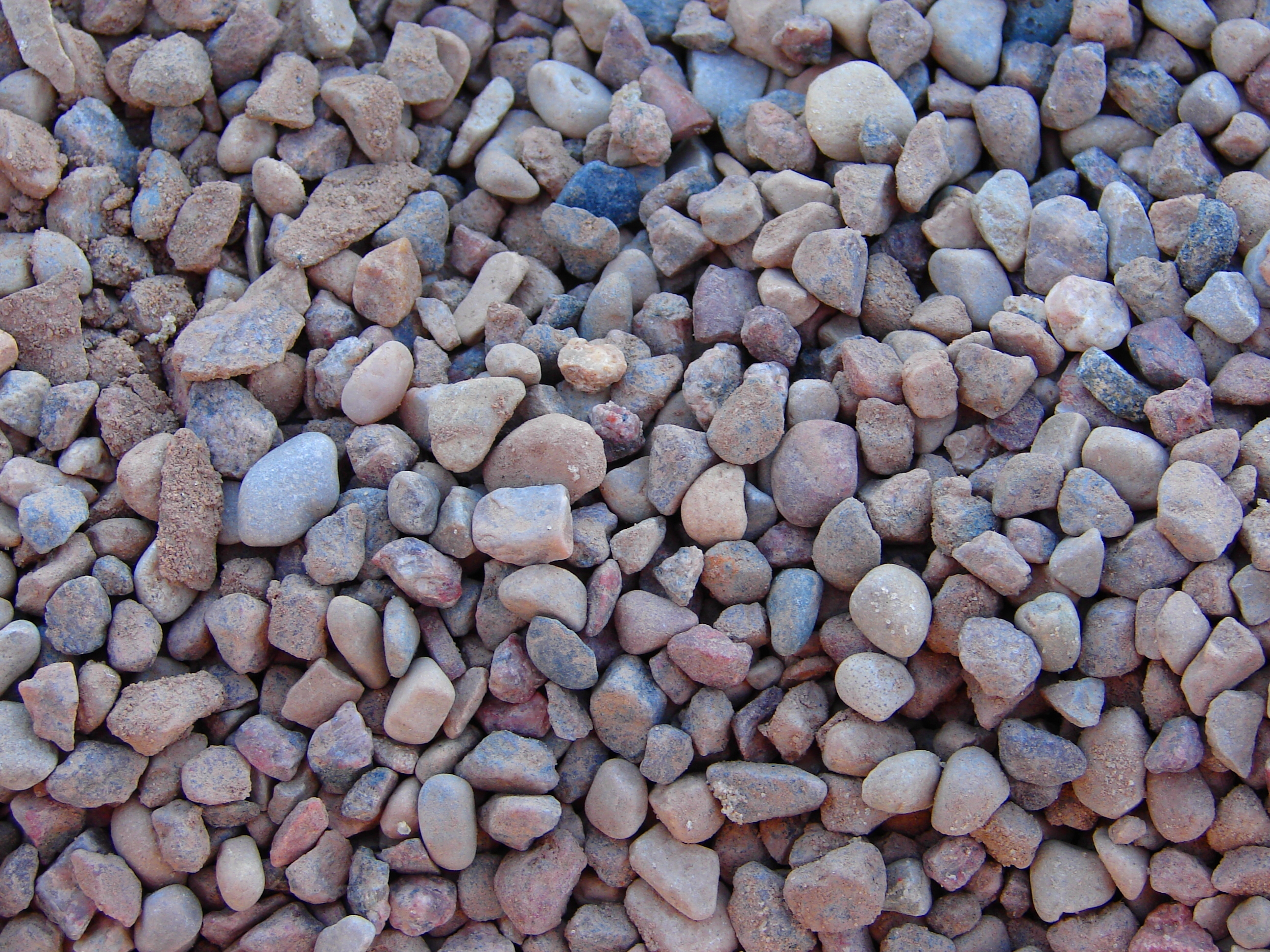 Pebbled Background Texture