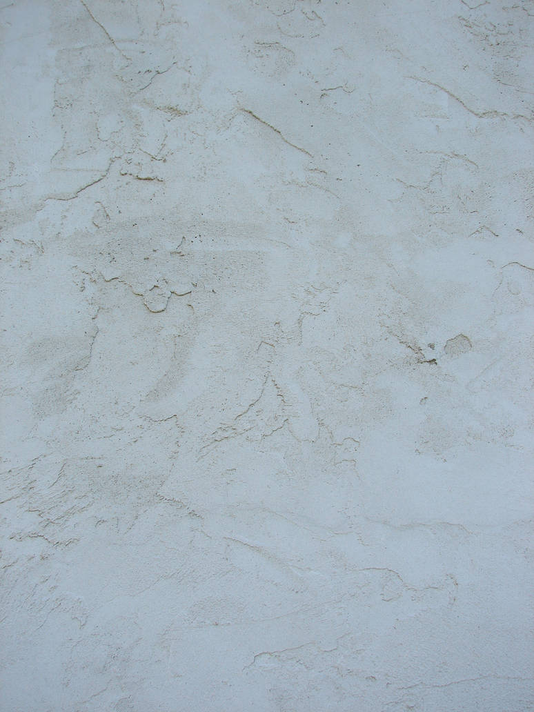 White Stucco Wall Texture 1 by FantasyStock
