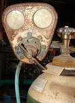 Old Acetylene Torch Guages