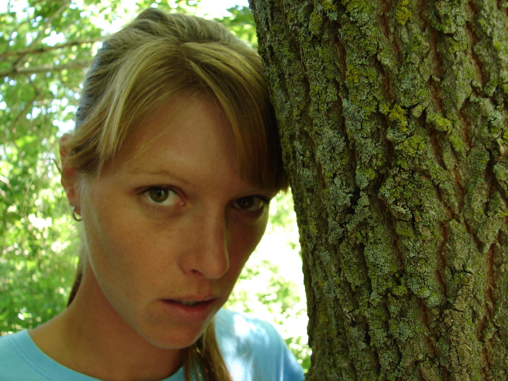 Danielle Dryad Tree Portrait 2 by FantasyStock