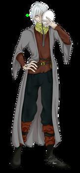 Jealsyran - The strange wanderer