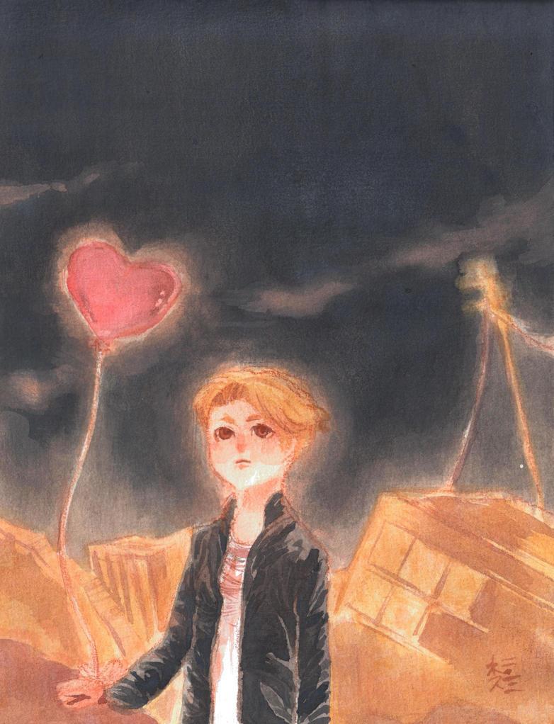 Heart Revives by luckynesu