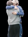 Louis + Niall png