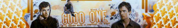 Good one banner by Kosmos52