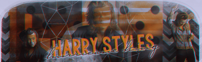 Harry Styles Banner by Kosmos52