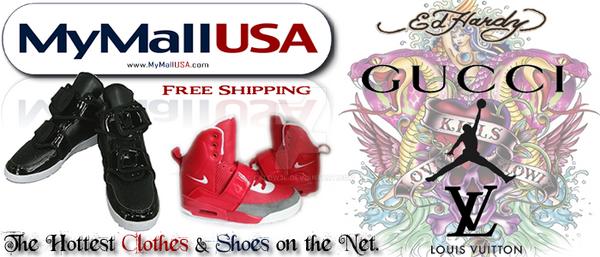 MymallUSA Web banner by CALDW3L