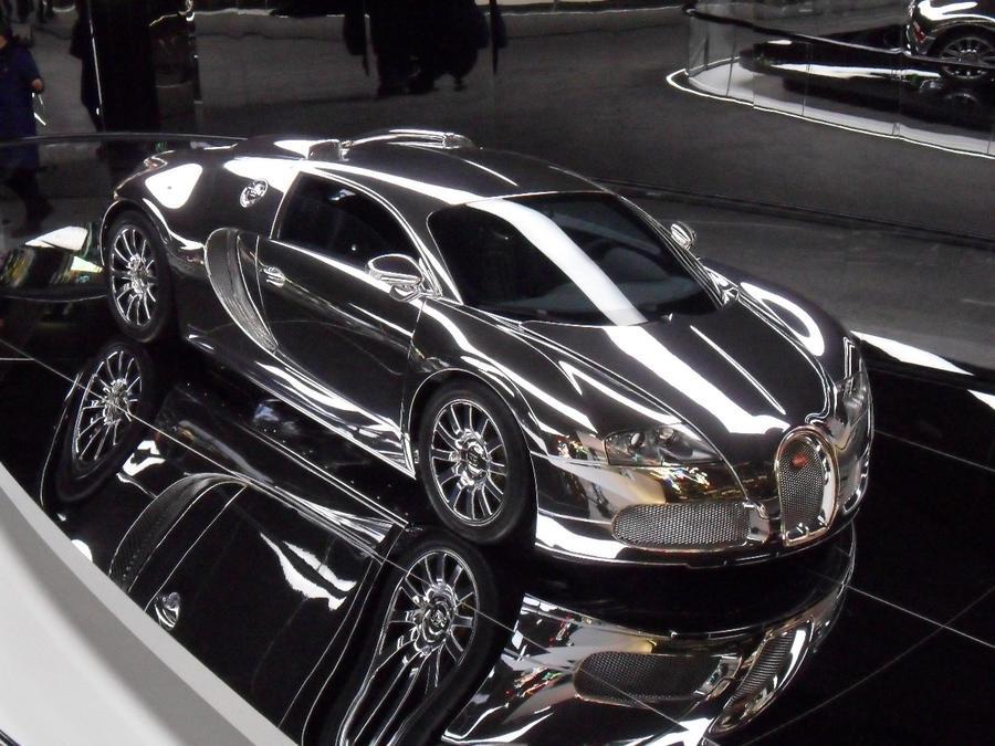bugatti veyron mirror by randomlurker on deviantart. Black Bedroom Furniture Sets. Home Design Ideas