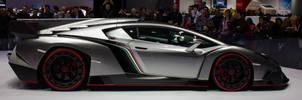 Geneva 2013: Lamborghini Veneno by randomlurker