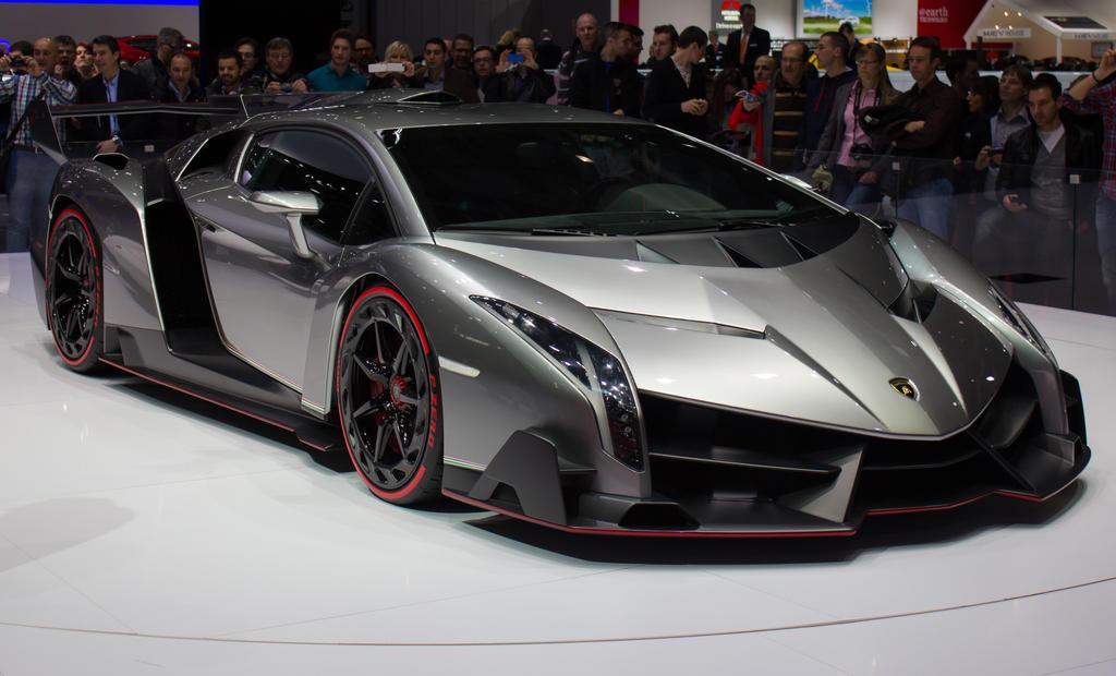 Geneva 2013: Lamborghini Veneno (Again) by randomlurker