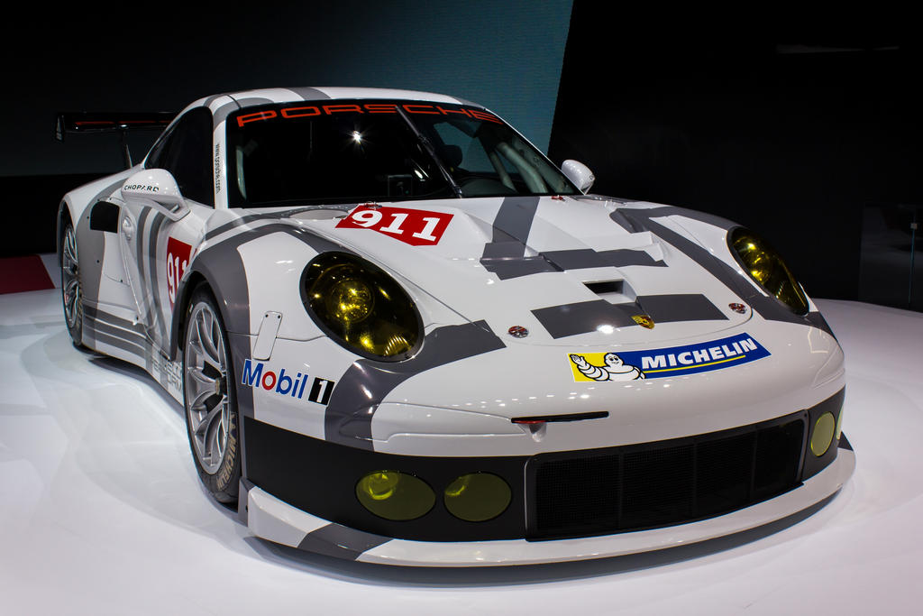 Geneva 2014 Porsche 911 Rsr By Randomlurker On Deviantart