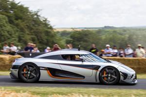 Goodwood 2014: Koenigsegg One:1 by randomlurker