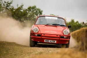 Goodwood 2014: Porsche 911 by randomlurker