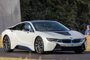 Goodwood 2014: BMW i8 by randomlurker
