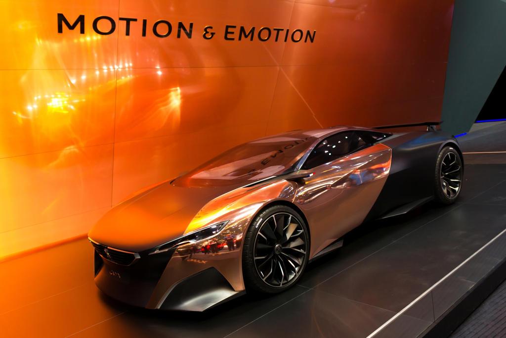Geneva 2015: Peugeot Onyx by randomlurker