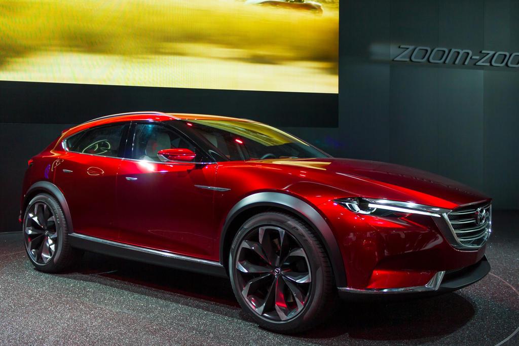 Frankfurt 2015: Mazda Koeru by randomlurker