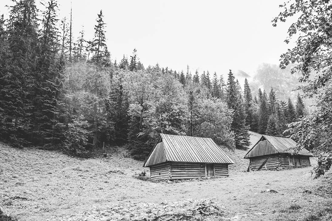 The Tatra Mountains by eyesofthenorth