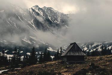 Tatra Mountains Hala Gasienicowa May 2019 #1