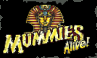 Mummies Alive Stamp by Cheetana