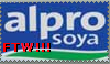 Soya Milk Stamp by Cheetana