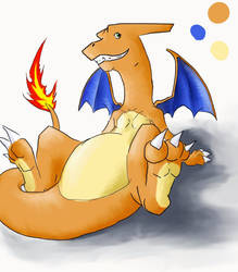 _+Charizard+_ by Kordracon
