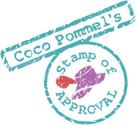 Coco Pommel Stamp Of Approval