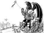 The Kite of a Dreadlord