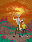 The Ole Rick and Morty