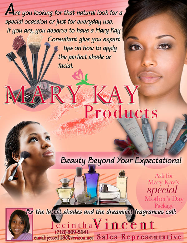 Mary Kay Flyer by tedesigns