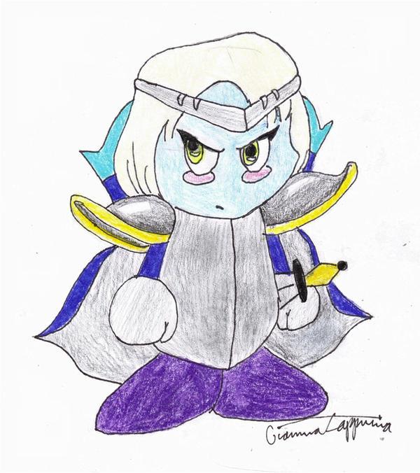 Kirby OC Menori by FrItZyFoX on DeviantArt