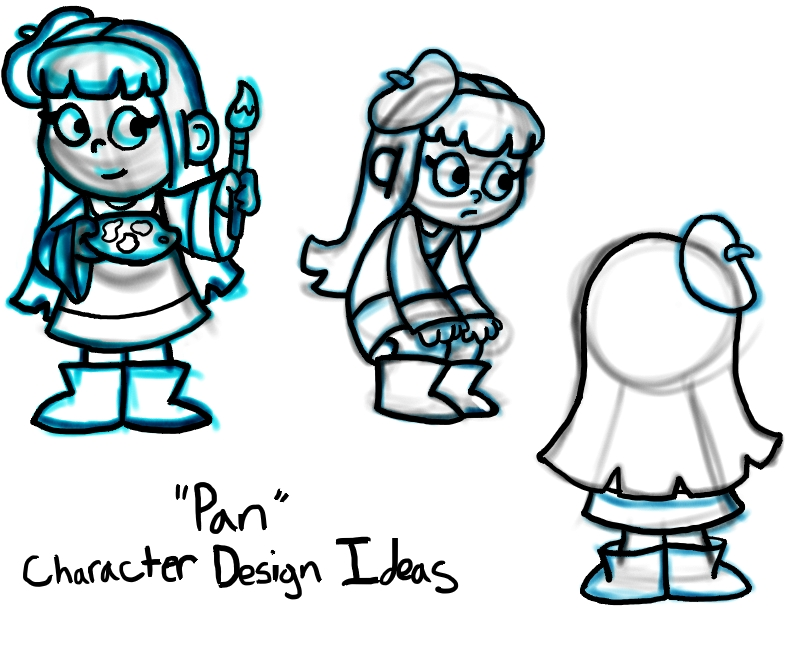 10 Character Design Tips : Pan character design ideas by turbomun on deviantart