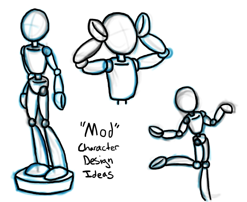 Ideas For Character Design : Mod character design ideas by turbomun on deviantart
