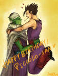 DB - Happy B-day Piccolo