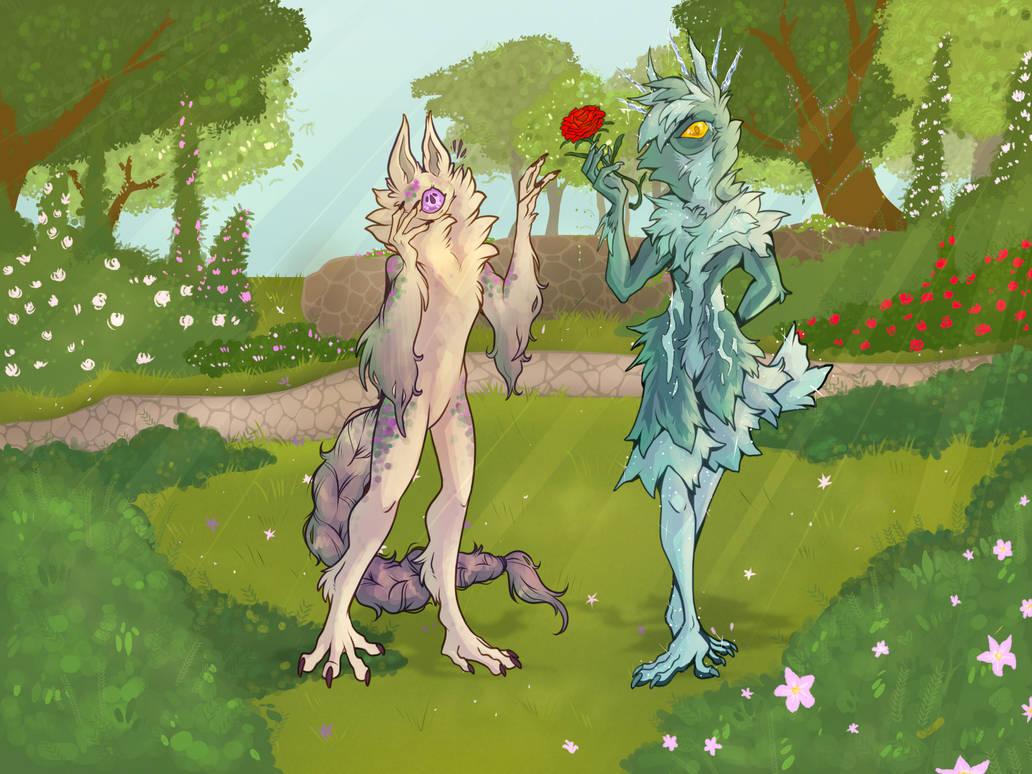 In the Garden- Skireclub Event Piece