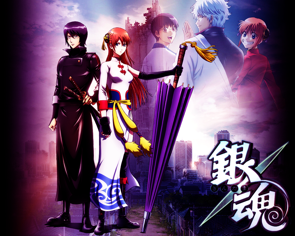 Gintama The Movie: The Final Chapter - WALLPAPER 2 by Silas-Tsunayoshi