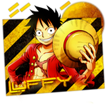 One Piece: Monkey D. Luffy - SIGNATURE