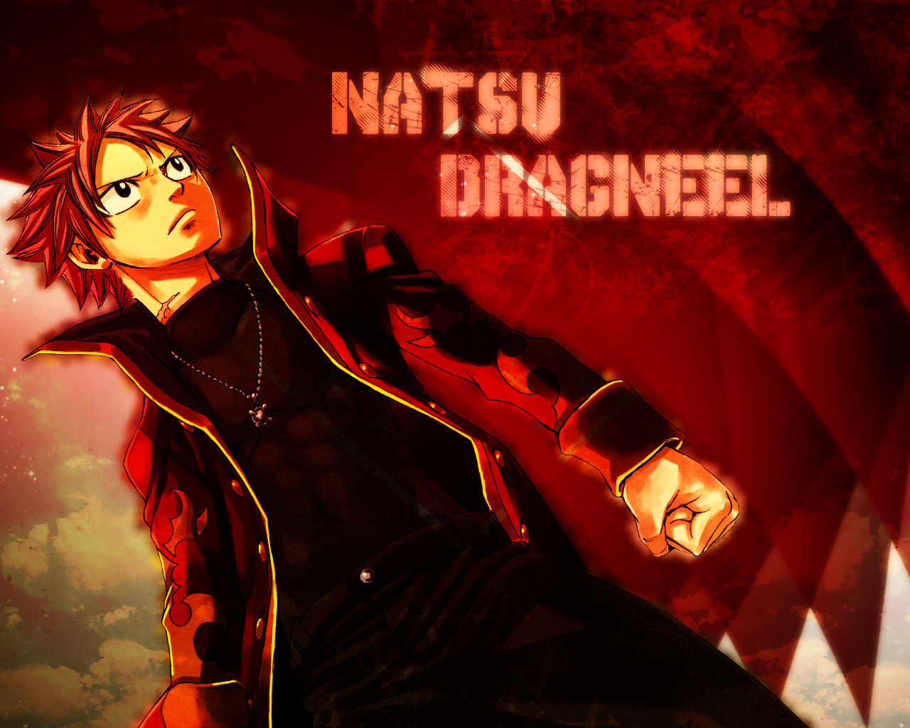 Fairy Tail Natsu Dragneel Wallpaper By Silas Tsunayoshi On