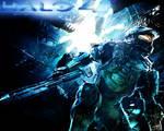 Halo 4: Master Chief - WALLPAPER