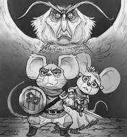Warrior mouse