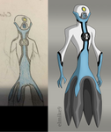 Calamarine | commission
