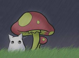 Totoro by rainns
