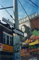 Mona Lisa Banana by Daggeo