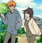 Kyo + Tohru