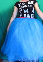 Fluffy Fairy Princess Ballerina Tutu by LDOriginals
