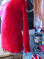 finished extra short freak'em dress or sexy devil by LDOriginals
