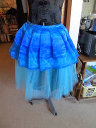 cotton candy tutu skirt phase 3 by LDOriginals