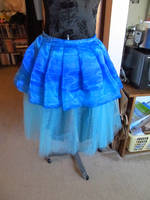 cotton candy tutu skirt phase 3 by LDOriginals