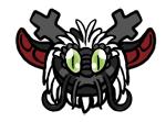FR: Imperial head chibi by ClockworkMidnight