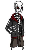 Adult Skele Frisk